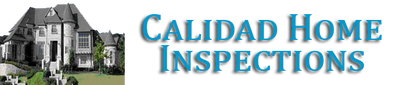 Calidad Home Inspections